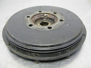 BSA B25 B 25 1969 69 Triumph TR25 Rear Wheel Brake Drum Hub Back