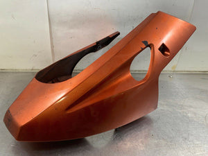 03-07 Suzuki SV1000 Lower Belly Cowl Fairing Bottom Cover Factory OEM 2003-2007