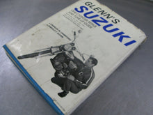 1972 Glenn's Suzuki 50cc - 400cc One Cylinder Repair and Tune Up Guide Glenns