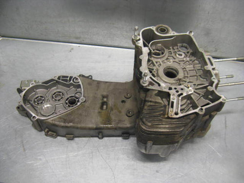 Piaggio Vespa BV500 BV 500 07 08 09 2009 Engine Crank Cases Case Block Crankcase
