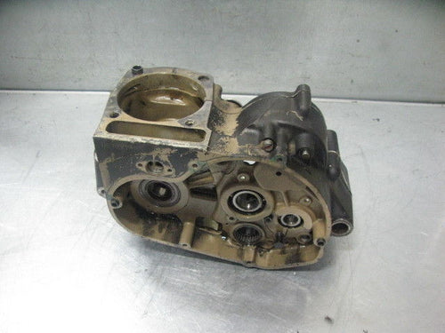 VOR VERTEMATI 450 MX 02 2002 ENGINE CRANKCASE CRANK CASES CASE LEFT RIGHT
