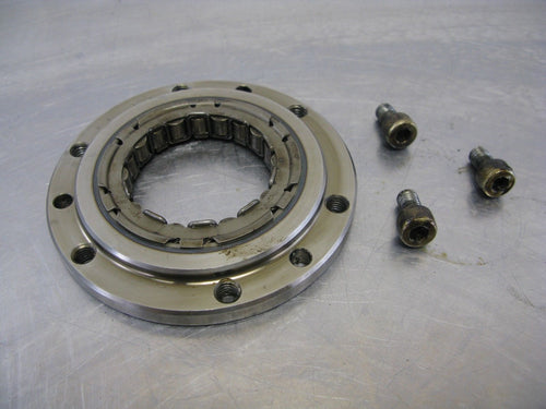 BMW 2009 F800GS F800 GS ABS 09 Starter Clutch Gear One Way Bearing Flywheel OEM