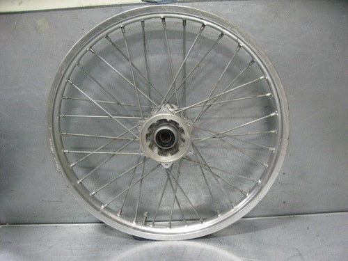 VOR VERTEMATI 450 MX 02 2002 FRONT WHEEL RIM STRAIGHT GOOD CONDITION