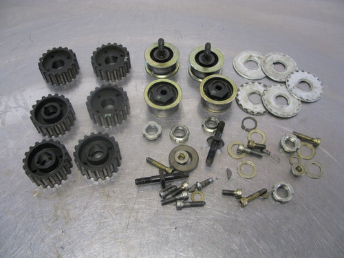 Ducati ST4S ST4 S 02 Timing Gears Cogs Sprockets Pulleys Tensioners 996 13K Mile