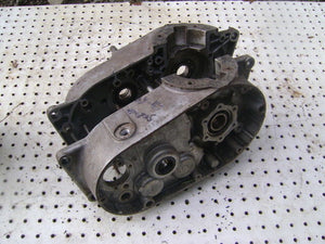 BULTACO SHERPA ENGINE CRANK CASES BLOCK CrankCase Set