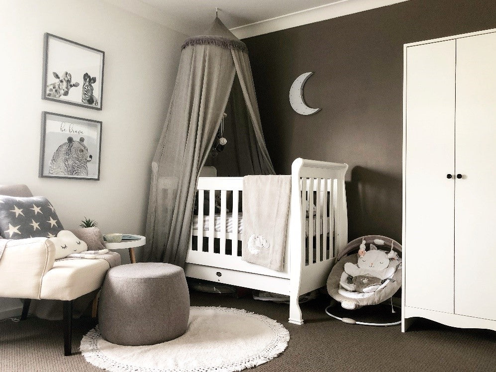 Our Little Peanut's Nursery By Ida @ida_theposh
