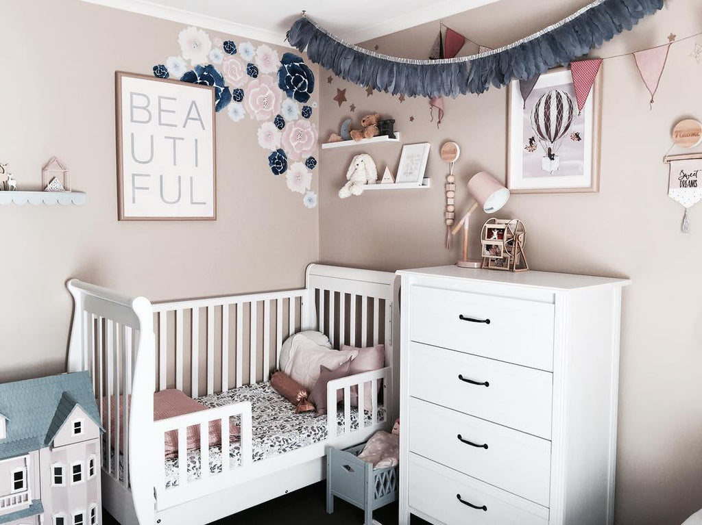 Nursery Styling Guide by Sarah Agustin from @sarahstylesandinteriors