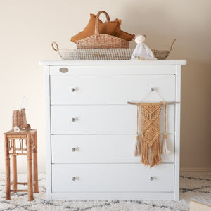 Chest of Drawers Styled