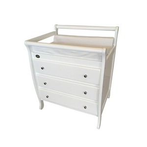 3 Drawer Changing Table with Change Mat