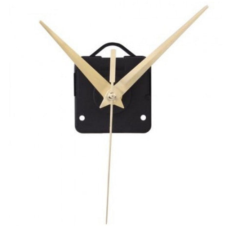 Quartz Wall Clock Movement  Spindle Long Hands