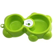 Water and Food Bowl - Multiple Colors