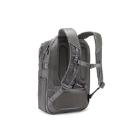 Speck Travel Business Backpack - Concrete Grey - Three Quarter Rear View