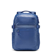 Speck Travel Business Backpack - Macaw Blue - Straight Front View