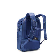 Speck Travel Business Backpack - Macaw Blue - Three Quarter Rear View