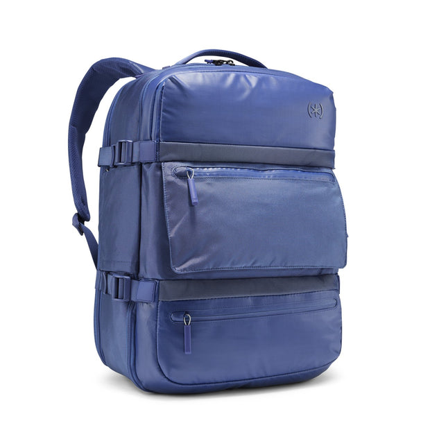 Travel Backpack - Macaw Blue