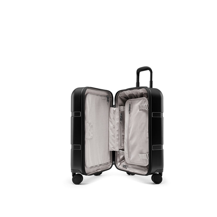 Speck Travel 22-inch Carry-On - Black - Inside View