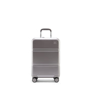 Speck Travel 22-inch Carry-On - Concrete Grey - Straight Front View