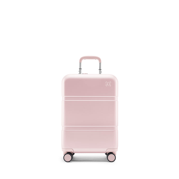 Speck Travel 22-inch Carry-On - Hyacinth Pink - Straight Front View