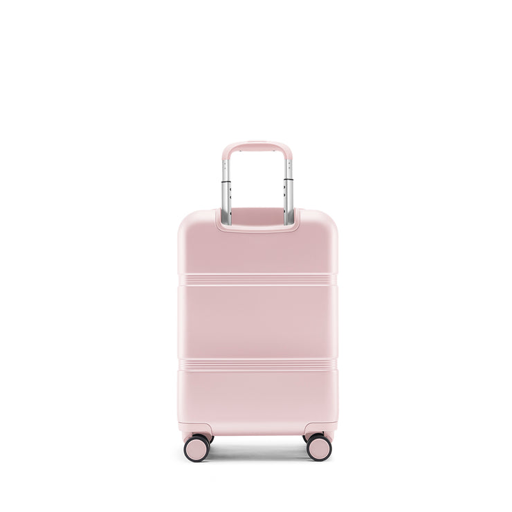 Speck Travel 22-inch Carry-On - Hyacinth Pink - Straight Back View