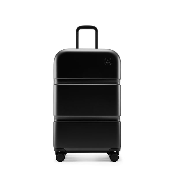Speck Travel 26-inch Upright - Black - Straight Front View