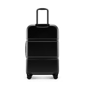 Speck Travel 26-inch Upright - Black - Straight Back View