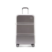 Speck Travel 26-inch Upright - Concrete Grey - Straight Front View