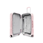 Speck Travel 26-inch Upright - Hyacinth Pink - Inside View