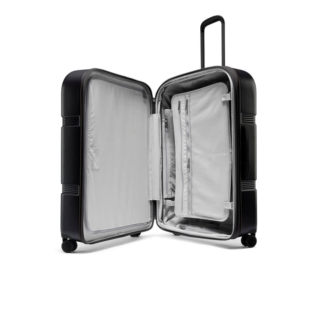 Speck Travel 29-inch Upright - Black - Inside View