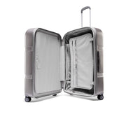 Speck Travel 29-inch Upright - Concrete Grey - Inside View
