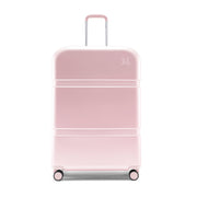 Speck Travel 29-inch Upright - Hyacinth Pink - Straight Front View
