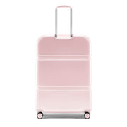 Speck Travel 29-inch Upright - Hyacinth Pink - Straight Back View