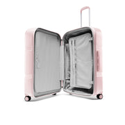 Speck Travel 29-inch Upright - Hyacinth Pink - Inside View