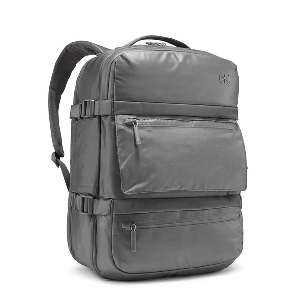 Travel Backpack - Concrete Grey