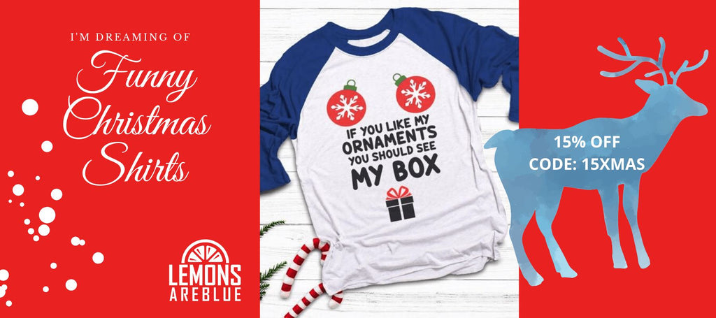 Why Funny Christmas Shirts Are A Smart Buy