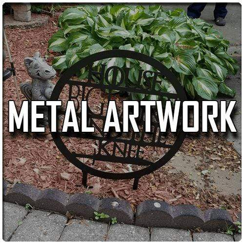 Metal Artwork