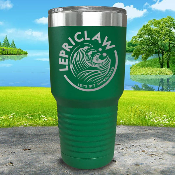Lepriclaw 2 Engraved Tumbler