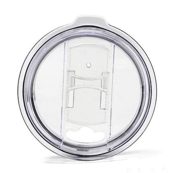Transparent Slider Cup Replacement Lid Tumbler ZLAZER