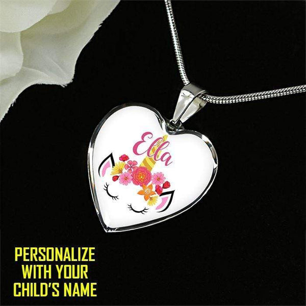 Custom Unicorn Premium Jewelry Jewelry Lemons Are Blue