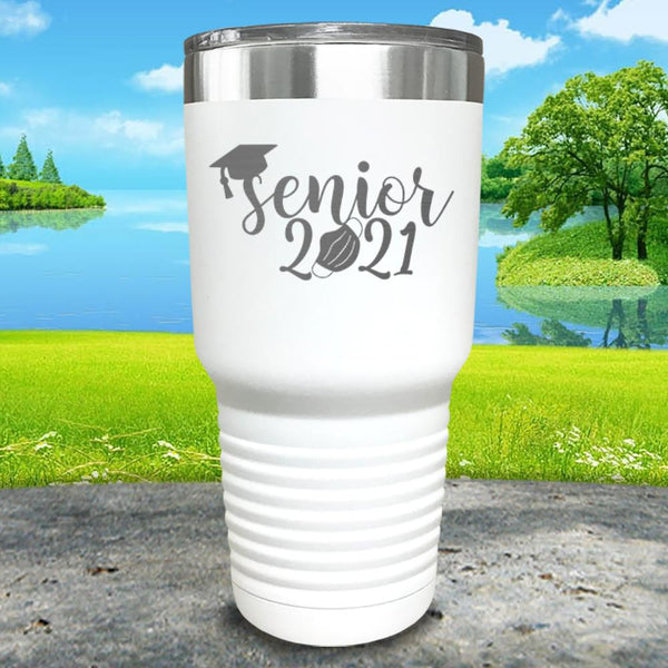 Senior 2021 Engraved Tumbler