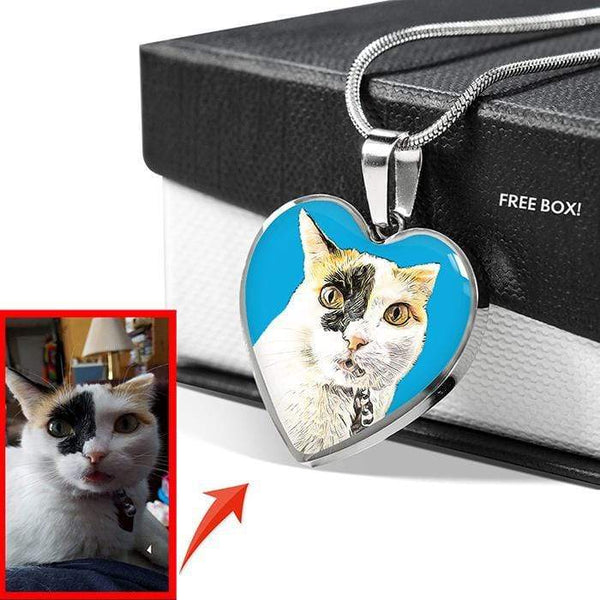 Pet Art Premium Necklaces & Bracelets Jewelry Lemons Are Blue