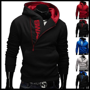 Mens hoodies fleece warm pullovers sweatshirts  sportwear