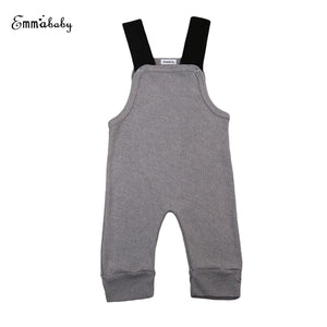 2018 Latest Children's Wear Newborn Infant Toddler Baby Boys Soft Cotton Bib Romper Jumpsuit Babygrows Playsuit Clothes Outfits - MASTYLES ONLINE EXPRESS