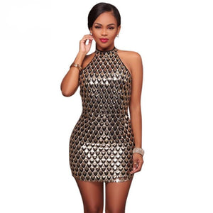 2018 Latest bandage dress summer autumn Sexy evening Party Bodycon wholesale womens clothing HL - MASTYLES ONLINE EXPRESS