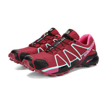Load image into Gallery viewer, 2018 Salomon Speed Cross 4 Free Run Salomon Mountaineering running Shoes for Woman Outdoor shoe 36-41 3 COLORS - MASTYLES ONLINE EXPRESS