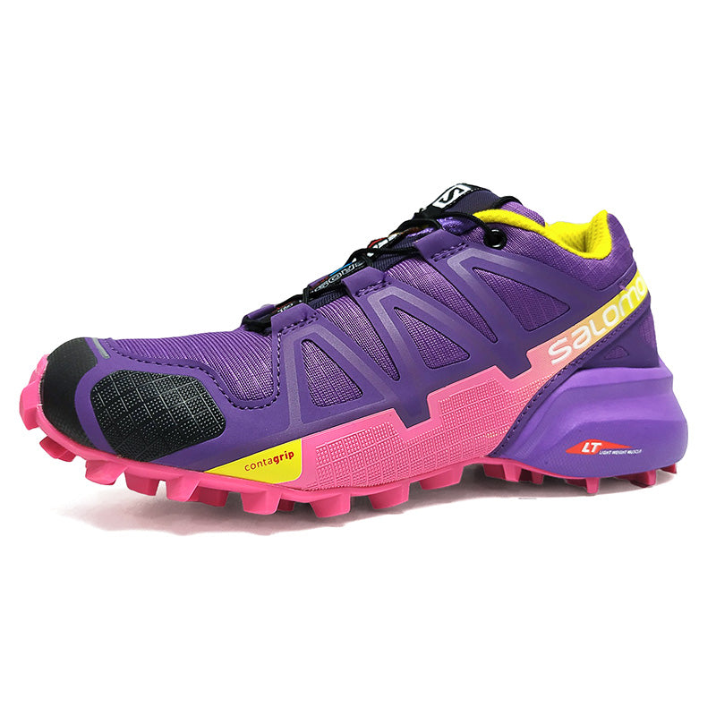 6b50a05fd208 2018 Salomon Speed Cross 4 Free Run Salomon Sport Shoes JOGGING Outdoor  Running DAMPING Sneakers Women ...