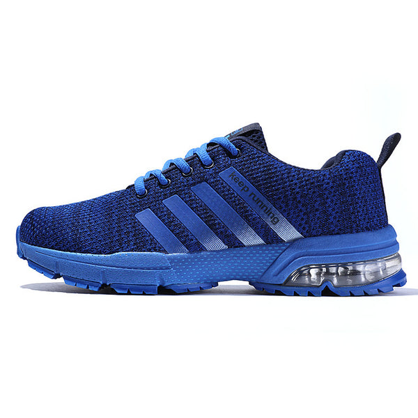 2018 Spring Summer Running shoes for man Sneakers Breathable mesh Comfortable Outdoors Sports Athletic Walking shoes - MASTYLES ONLINE EXPRESS