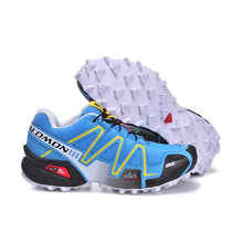 Load image into Gallery viewer, 2018  red  green  Salomon Speed Cross 3 CS Anti-Slip Sneaker Comfortable Jogging Shoes Women Running Shoes Pink eur 36-41 - MASTYLES ONLINE EXPRESS