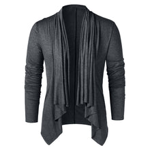 Load image into Gallery viewer, Asymmetrical Overlap Asymmetrical Cardigan