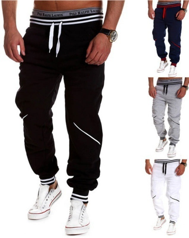 5578700718c 2019 Vomint Mens Joggers Casual Pants Fitness Men Sportswear Tracksuit  Bottoms Skinny Sweatpants Trousers ...