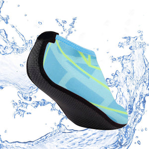MWSC Colorful Summer New Women Water Shoes Aqua Slippers for Beach Slip On Waterpark Sandals Sandalias Slides